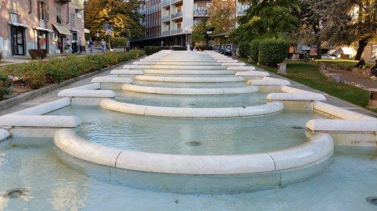 Fontana delle Ninfee