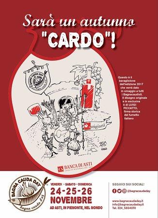 Rocca Grimalda, อิตาลี: Bagna Cauda Day 2017
