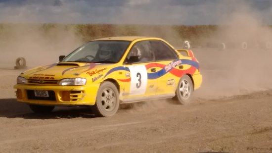 Brackley, UK: 4x4 Subaru Experience Day.