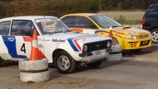Bill Gwynne Rallyschool International: Our Line Up.