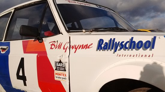 Bill Gwynne Rallyschool International: Professional Rally Cars