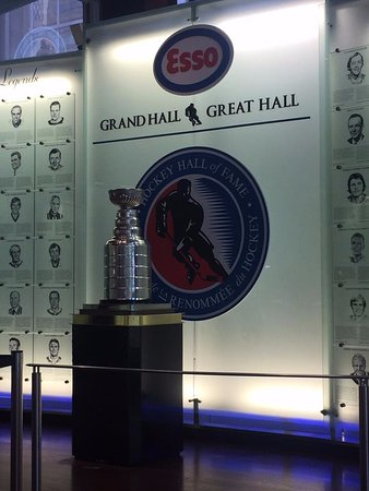 Hockey Hall of Fame: Stanley cup