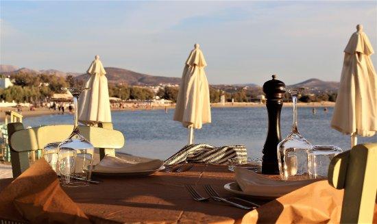 Naxos Hotel Poseidon: la spiaggia di naxos