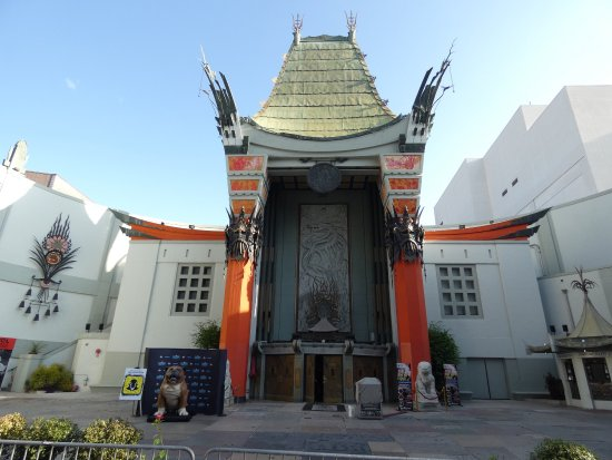 ‪TCL Chinese Theatres‬