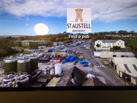 St Austell Bild
