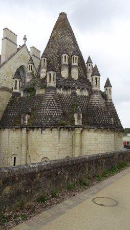 Fontevraud-l'Abbaye, França: Kitchens