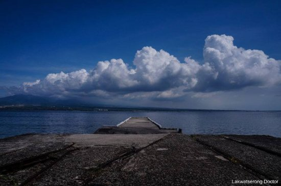 Cavite Province, Philippines: the Dock