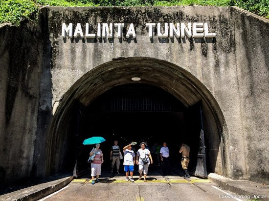 Cavite Province, Philippines: Malinta tunnel