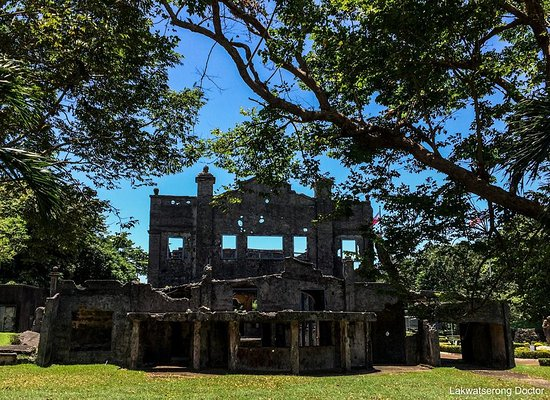 Cavite Province, Philippines: the old cinema