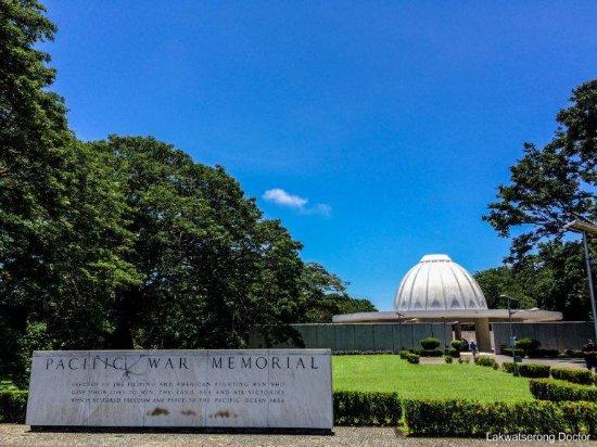 Cavite Province, Philippines: pacific war memorial