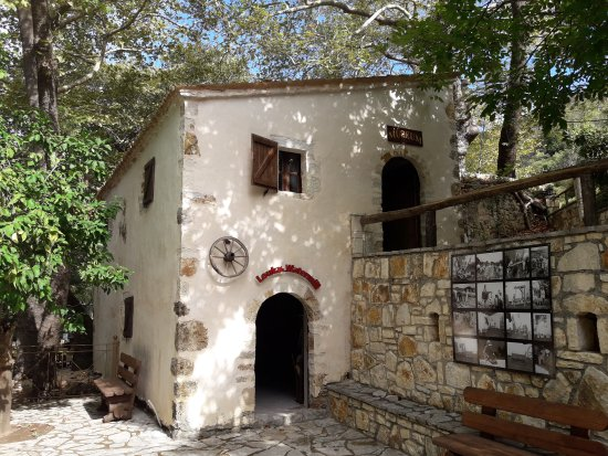 Anthousa, Griechenland: The Watermill Museum