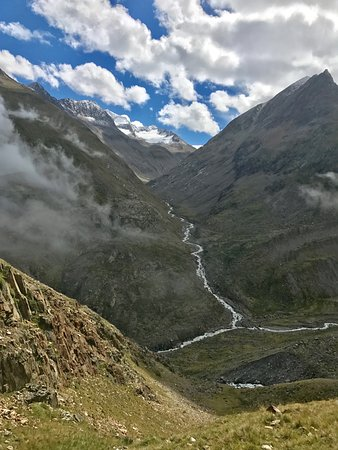 Vent, Autriche : Panorama 3