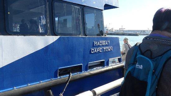 Кейптаун, Южная Африка: Le ferry