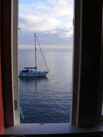Porlock Weir, UK: Sail Away