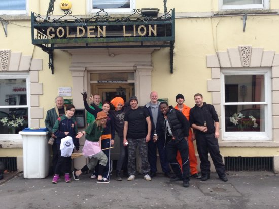 ‪Golden Lion Hotel Carmarthen‬