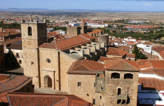 Province of Caceres, Spanien: Concatedral
