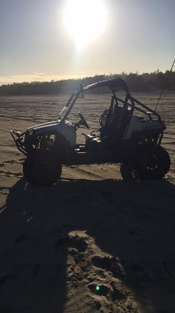 Winchester Bay, OR: Ridin' Dirty ATV Rentals