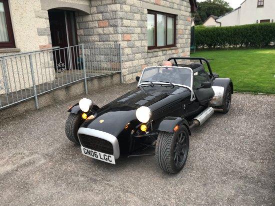 Car Hire Elgin Moray Scotland