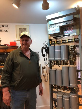 Warner, NH: Person who helped turn his father's collection into an enchanting museum experience.
