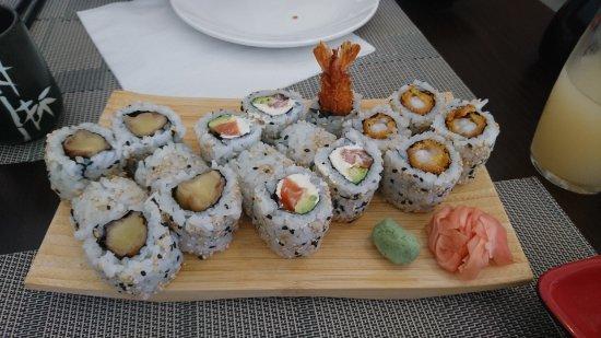 Romilly-sur-Seine, Francia: Sushi Nakama