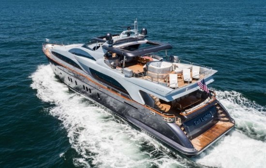 Azimut luxury yacht for rent and charter in Miami