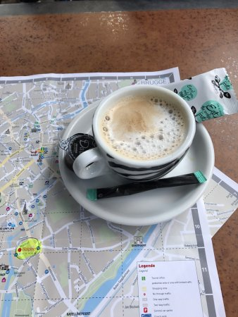 De Zevende Hemel : Coffee at DeZevende Hemel
