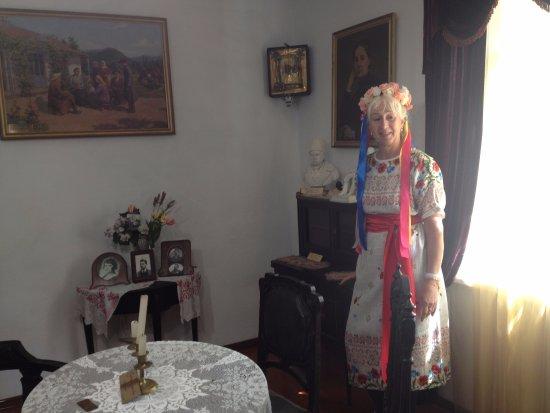 Marko Vovchok Memorial House Museum