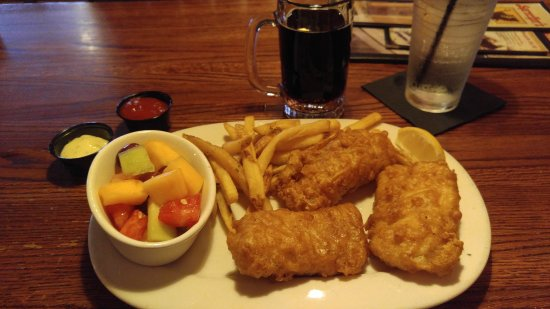Sprecher's Restaurant & Pub: The fish fry