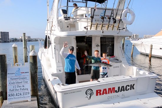 Private Yacht RamJack Charters