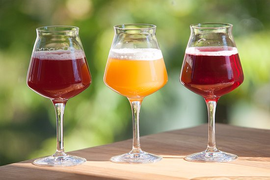 Bromont, Kanada: Sours, IPAs, Barrel adeg beers from Quebec's top breweries.