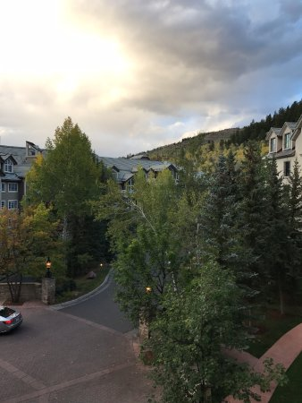 Avon, CO: View from balcony
