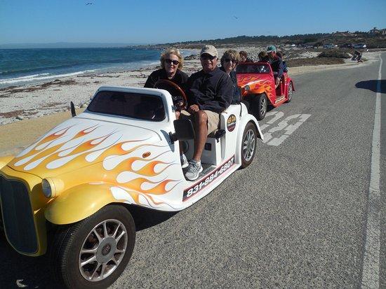 Sea Car Tours Monterey Ca