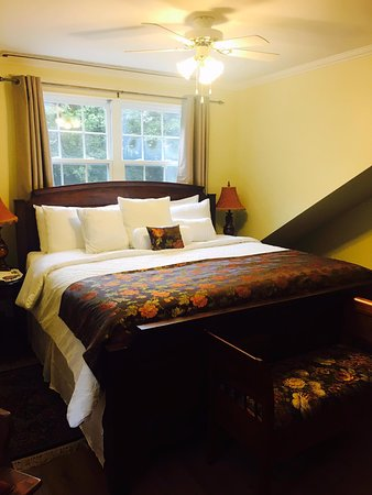Harbour Grace, Canada: Bennett Room