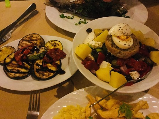 Palio Kantouni: Fabulous food