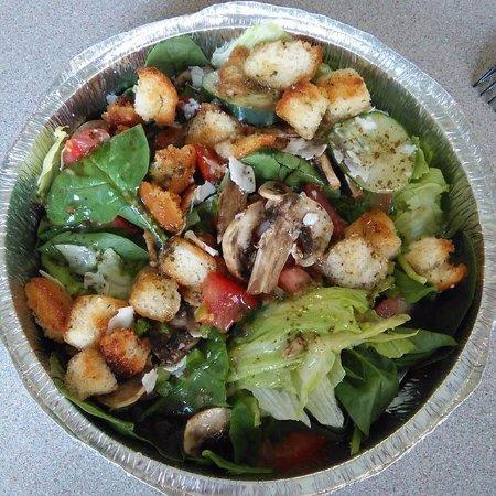 Wilton, Мэн: Garden Salad