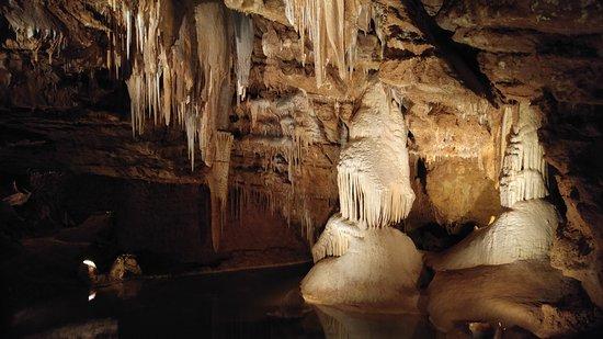 Les grottes de Lacave.