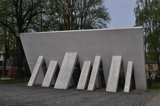 Great Choral Synagogue Memorial : site1