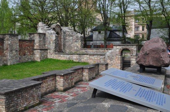 Great Choral Synagogue Memorial : site2