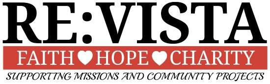 Ulverston, UK: Re:Vista Logo