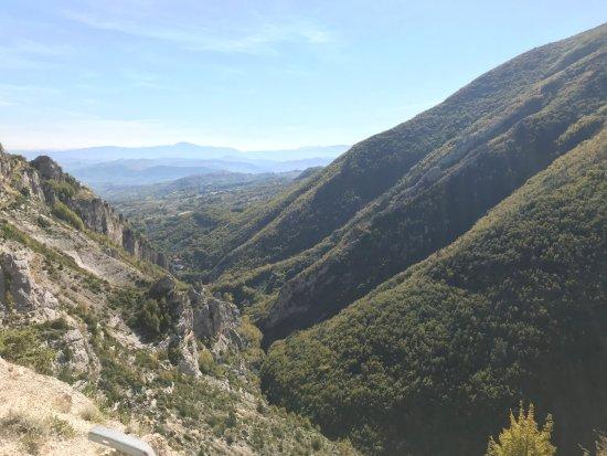 Pennapiedimonte, Italy: scorcio 2