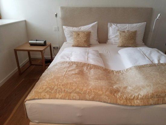 Malat Weingut und Hotel: Bedroom