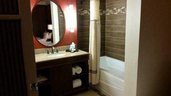 The Emily Morgan Hotel - a DoubleTree by Hilton: Bathroom