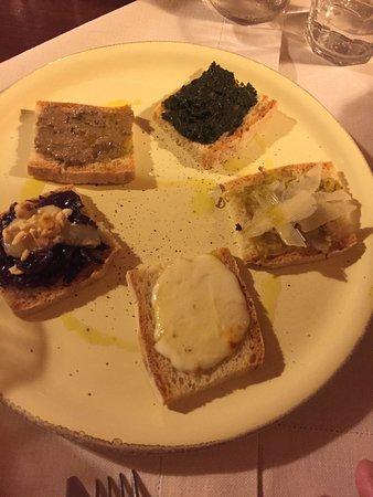Rigutino, Italy: SENSACIONAL! Comida muito saborosa e ótimo atendimento no início ao fim. AMAMOS e voltaremos mai