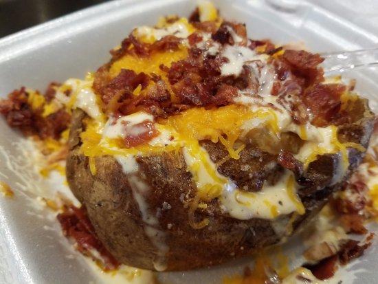 เอดมันด์, โอคลาโฮมา: Turkey Potato