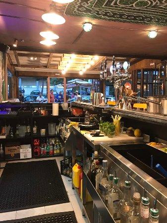 Glyfada, กรีซ: Bar