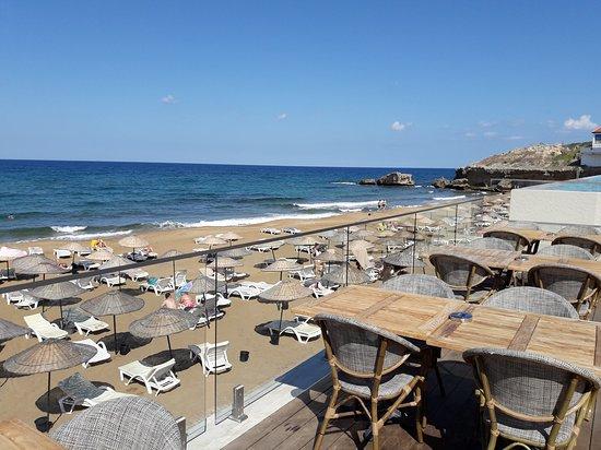 Catalkoy, قبرص: Doğa ve akdeniz