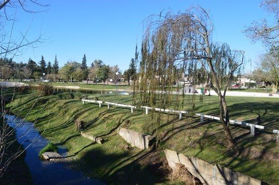 Crespo, Argentina: Parque del Lago
