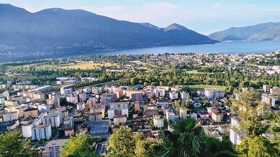 Orselina, Sveits: Locarno&Ascona