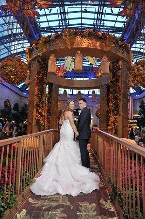 Bellagio Wedding Chapels The Conservatory