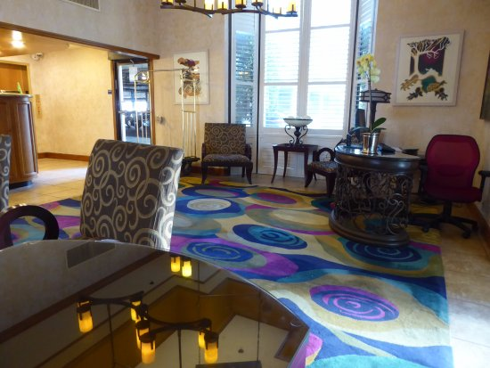 Best Western Plus Sutter House: Lobby